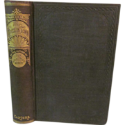 1876 The House in Town, Sequel to Opportunities & What She Could by Susan Warner, Publ ...