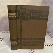 1907 La Salle and the Discovery of the Great West by Francis Parkman, Publ Little, Brown, and