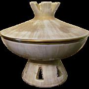 Haeger Mid Century Covered Bowl Dish  #707-S