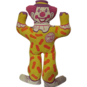 Brach's Candy, Bracho the Clown Lithographed Advertising Premium