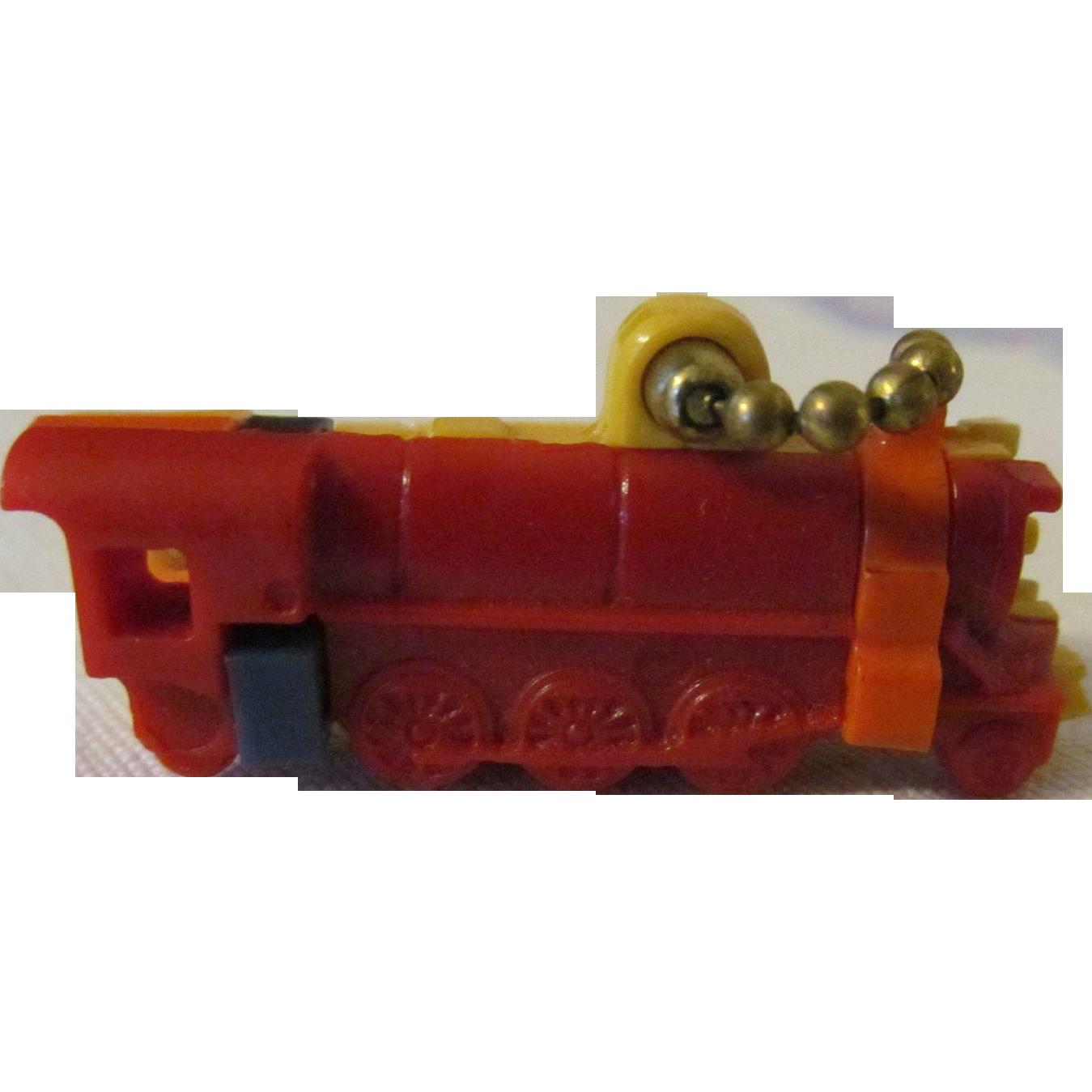 Railroad Train Engine Plastic Put Together Pull Apart ...