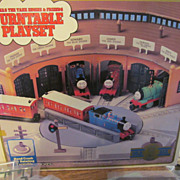 1993 Thomas the Train, Shining Time Station Play Set,Never Used with Box