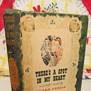 There's a Spot in My Heart,Frank Leslie,Signed,1947,DJ,HB