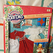 Barbie 1982 Heavenly Holidays Collector Series,#4277, NRFB