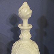 Fostoria Jenny Lind Cologne Bottle