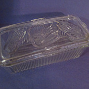SOLD Federal Vegetable Rectangular Refrigerator Dish