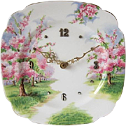 Royal Albert BLOSSOM TIME Clock