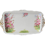 Royal Albert Blossom Time Large Sandwich Tray