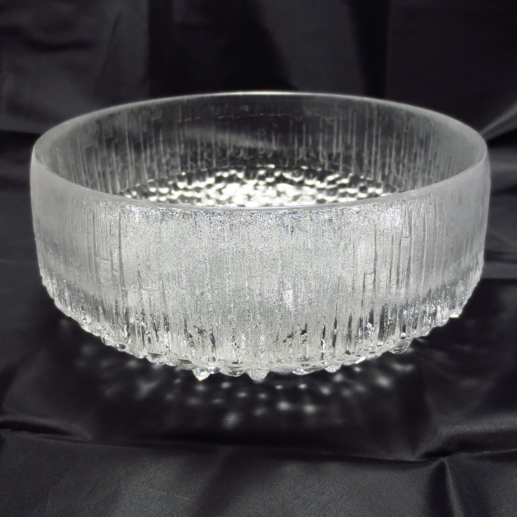 iittala ultima thule serving bowl tapio wirkkala from rubylane sold on ruby lane. Black Bedroom Furniture Sets. Home Design Ideas