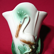 Hull Pottery Regal Crane Vase