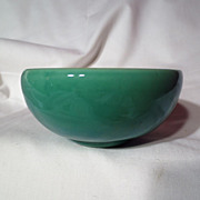 C H Brannum Barnstable Art Pottery Bowl