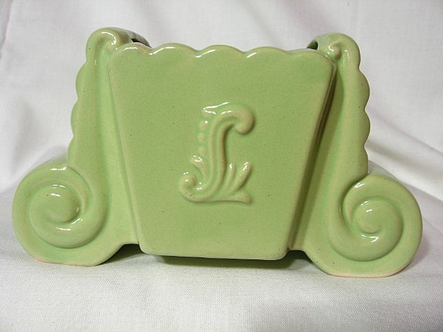 Vintage 1950's Fredericksburg Art Pottery Novelty Planter