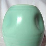 Vintage 1930's Beswick Ringed Pinch Pot Vase ~ Model 347