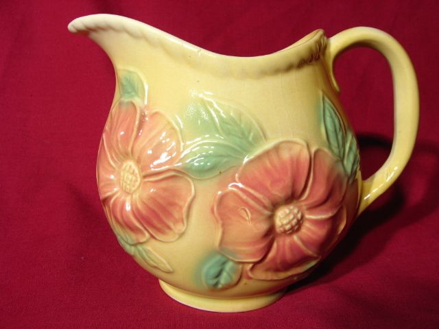 Vintage Hull Sunglow 24oz Pitcher