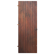 Reclaimed Plank Door from Barn in Martin's Ferry, OH