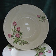 Set of Four English Alfred Meakin Soup Bowls