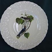 Alfred Meakin Audubon King Bird Plate