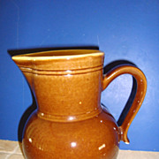 Old French pitcher from Eastern France