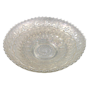 Dugan Persian Garden White Ice Cream Bowl