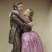Arnart Limited Edition Gone with the Wind Porcelain Sculpture 626 / 2500