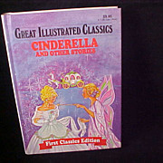 SALE CINDERELLA & Other Stories~Children's 1970's Pristine Book