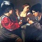 Follower of Bartolomeo Manfredi (1582-1622)