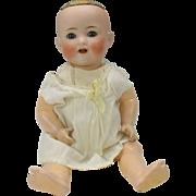 """Antique German bisque head doll Kammer & Reinhardt K * R 22 16"""""""