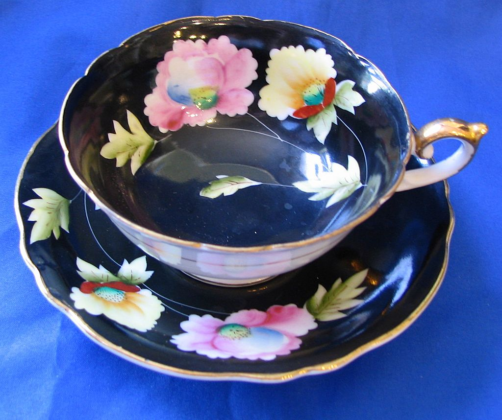 Chugai Made In Occupied Japan Cup and Saucer