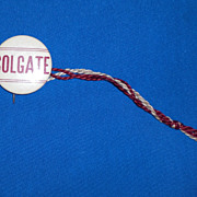 Colgate University Vintage Pinback Button