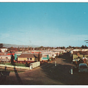 Mohr's Trailer Park 1300 East San Antonio Street San Jose 27 CA California