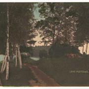 SOLD Lake Mattawa Orange MA Massachusetts Postcard