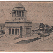 Grant's Tomb New York City NY New York Vintage Postcard