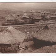 rppc ARTURA Trinidad Valley (Velley) Philippines Vintage Postcard