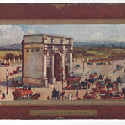 Tuck Oilette The Marble Arch London England Vintage Postcard