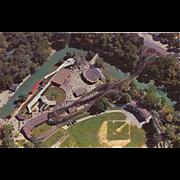Section Amusement Center Hershey Park Hershey PA Pennsylvania Vintage Postcard