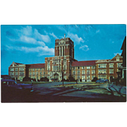 Ayers Hall University of Tennessee Knoxville TN Tennessee Vintage Postcard