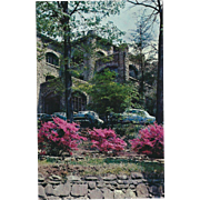 Springtime South Presbyterian Mecca Montreat NC North Carolina Vintage Postcard