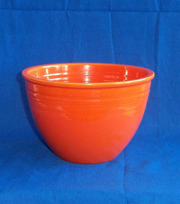 Fiesta Red #5 Mixing Bowl