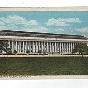 State Education Building, Albany, New York Postcard
