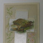 John Winsch A Happy Easter Postcard that Opens