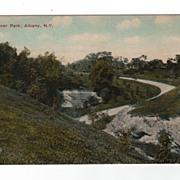 In Beaver Park, Albany, New York Postcard
