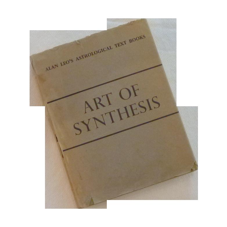 Alan Leo Astrological Text Book