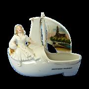 SALE Amsterdam Westerkerk Sailing Boat Slipper Shoe