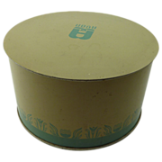 SALE Avon Dusting Powder Old Tin