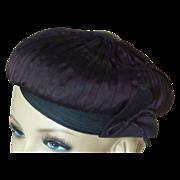 Roberta Bernays Original Tufted Beret Hat – 1960's