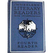Wheelers Literary Readers Fourth Reader Book