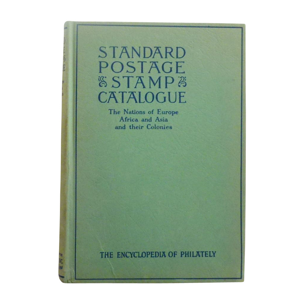 1947 Volume II Standard Postage & Stamps Catalogue Book