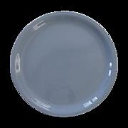 Blue Sky Tone Homer Laughlin Chop Plate 1955