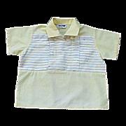 Toddler Danny Dare Yellow XL Shirt