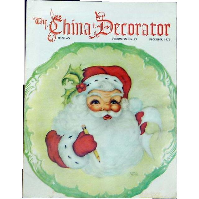 Eleven Porcelain and China Decorator  Magazines